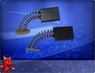 Kohlebürsten passend für Timbertech Elektro-Schlagschrauber ESSR01