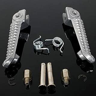RENCALO Barra Transversal Universal para Manillar de Motocicleta Ajustable para Honda//Kawasaki//Yamaha