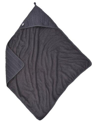 Jollein Sortie de bain (75 x 75 cm, gris)