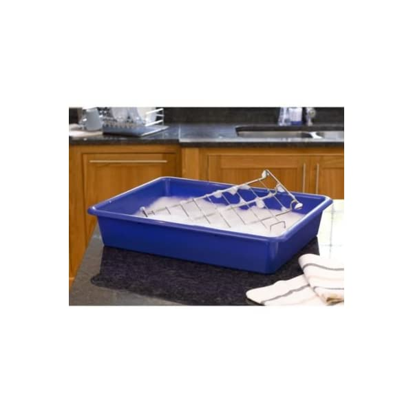 Lakeland Large Oven Rack & Grill Soaking & Cleaning Tray 1