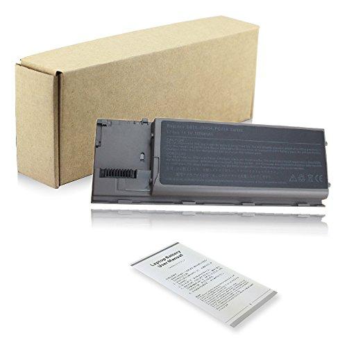 Notebook Laptop Akku für Dell Latitude D620 D630 D630C D631 D640 D830N ATG TC030 Precision M2300 KP423 0NT367 PC764 PC765 JD634 NT379 PC764 TG226 312-0384 312-0386 310-9080 312-0653 310-9081