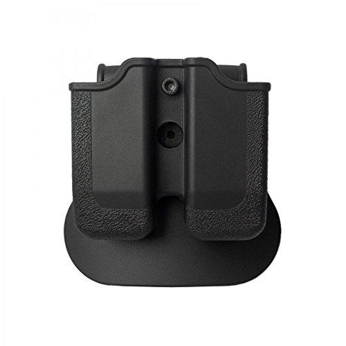 IMI defensa doble revista portacargador CZ WALTHER P88 P99 PPQ M1 M2 COLT