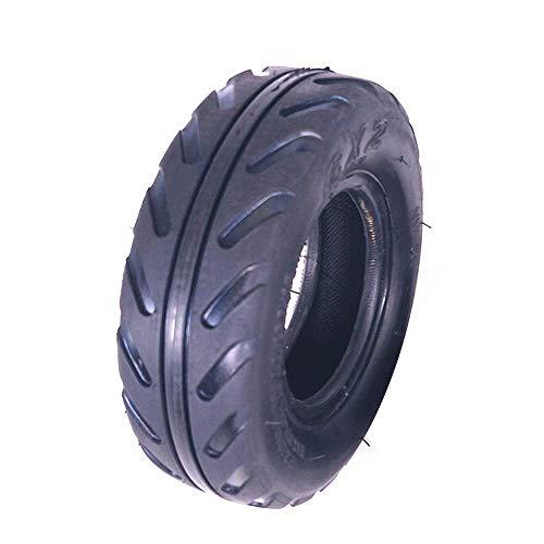 Neumáticos para patinetes eléctricos, neumáticos Interiores y Exteriores engrosados 6X2, Antideslizantes y Resistentes al Desgaste, adecuados para el reemplazo de neumáticos neumáticos para Patine