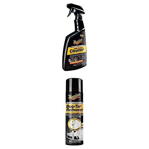 Meguair`s G180224EU Multi Purpose Cleaner + G180515EU Bug & Tar Remover