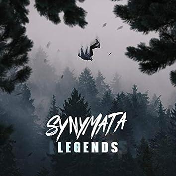 Legends (feat. Aloma Steele)
