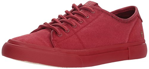 Gia Canvas Low Lace Up Sneaker Women