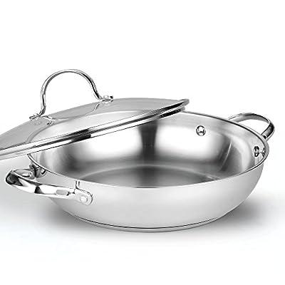 Cooks Standard 02502 Classic Everyday Chef Stir Fry Pan