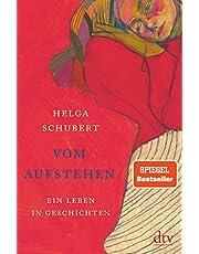 Vom Aufstehen: Ein Leben in Geschichten – Nominiert für den Preis der Leipziger Buchmesse