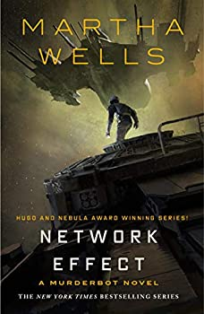 Network Effect by Martha Wells science fiction and fantasy book and audiobook reviews
