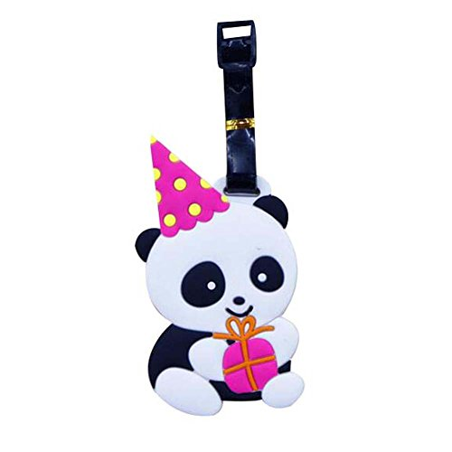 Etiqueta Para Equipaje Panda  marca Panda Superstore