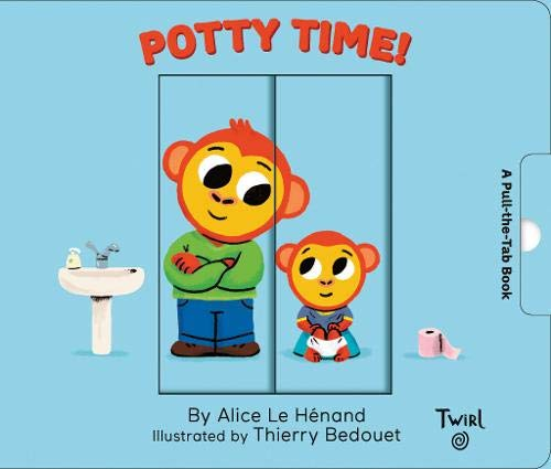 Potty Time! (Pull and Play Books)