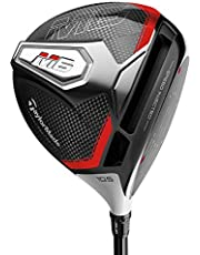 Taylormade M6 Driver, Hombres, Negro/Plateado, 10.5