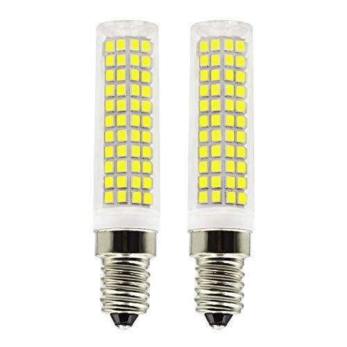 E14 LED Lampe 10W Ersetzt 80W 90W 100W 6500K 230V 220V 980Lm Schlafzimmer Wandleuchte Wohnzimmer Kronleuchter Klein Leuchtmittel 2er Pack [MEHRWEG]