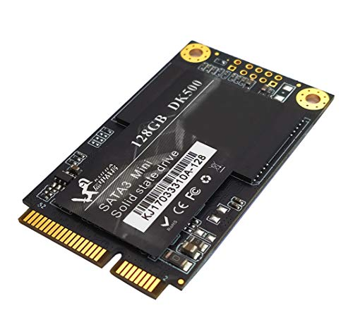 KUIJIA SSD SATA mSATA 128GB内蔵ソリッドステートドライブデスクトップラップトップコンピューターSolid State Drive Desktop Laptop 16GB 32GB 60GB 64GB 120GB 128GB 240GB 250GB 480GB 1TB 500GB 2TBを含む(128GB, msata)