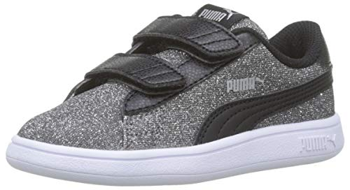 Puma Smash V2 Glitz Glam V Inf Sneakers voor baby's