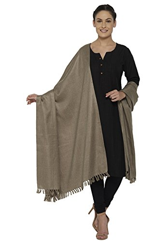 Ishin Grey Rayon Plain Bollywood New Collection Scarf, Scarves, Stole Latest Design for Men & Women Shawls for Summer & Winters