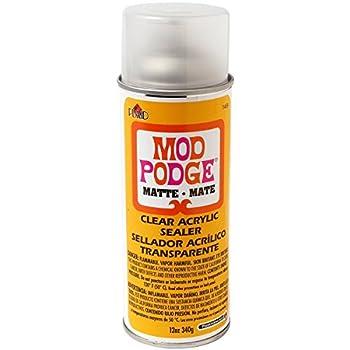 Best mod podge acrylic sealer Reviews