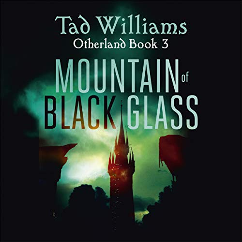 Mountain of Black Glass cover art
