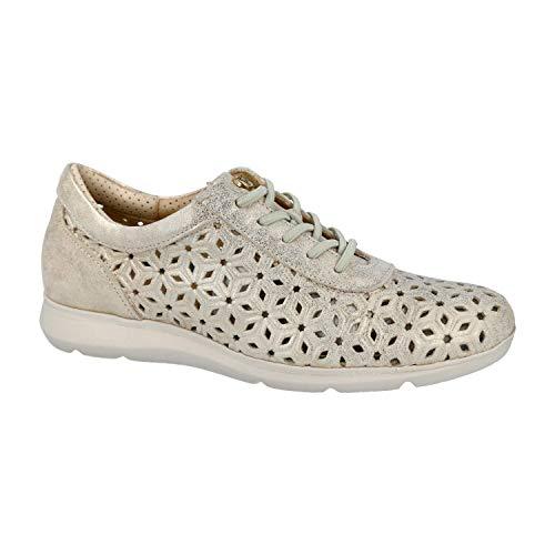 PITILLOS - Zapatos PITILLOS 6120 SEÑORA Oro - 38
