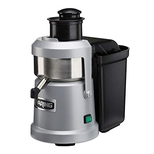 Waring Products WJX80 120V 1.2HP HD Pulp Eject Juice Extractor
