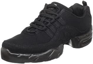 Bloch Women's Canvas Boost Sneaker, Black, 9.5