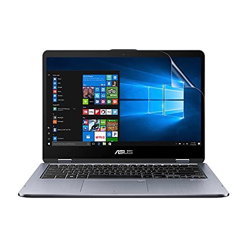 Celicious Vivid Unsichtbare, Glatte HD-Displayschutzfolie, die mit dem Asus VivoBook Flip 15 TP510UQ kompatibel ist [2er Pack]