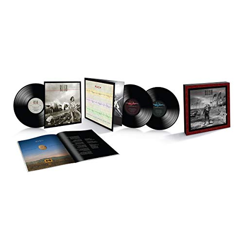 Price comparison product image Permanent Waves (40th Anniversary) [3 LP]