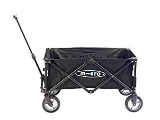 Micro Mobility MW0001 Poussette Mixte Adulte, Noir, 40 x 20 x 80 cm (B01HGNY6I0) | Amazon price tracker / tracking, Amazon price history charts, Amazon price watches, Amazon price drop alerts