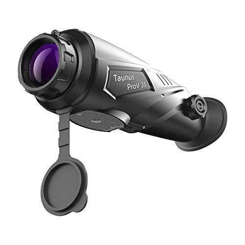 Professor Optiken Taunus ProV 35 Keramik (V2.0) Wärmebildgerät/Wärmebildkamera mit Keramik-VOx-Detektor und 1.280 x 960 Pixel, QVGA LCOS-Display für Jagd, Pirsch & Feldrevier - robust & wasserdicht