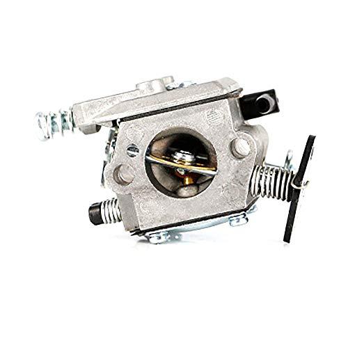 NCOEM Calidad Highschool Carburetor Satisfacción Compatible con ZENOAH G3800 G4100 G4300 & Ampmore 38cc 2 Ciclo de Gasolina Motosierras Carb RePl Komatsu 848C408100 Carby Carburador Fácil de Insta