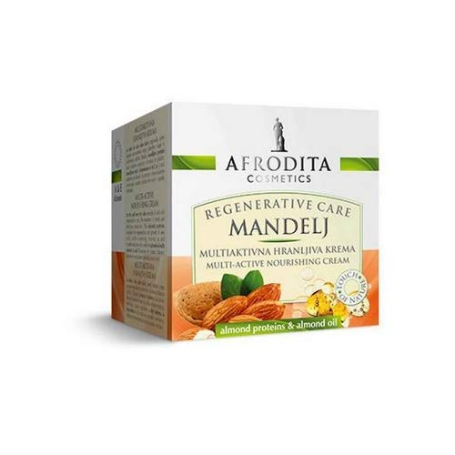 Mandel MULTI-ACTIVE Nährende Creme