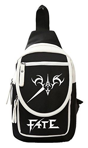 Gumstyle Fate Zero//Fate Stay Night Anime Cosplay Handbag Messenger Bag Shoulder School Bags