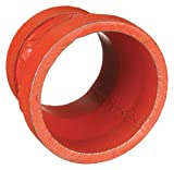Anvil International Inc. Gruvlok 2-1/2' x 2' Nominal Size Ductile Iron Concentric Reducer 0390028413