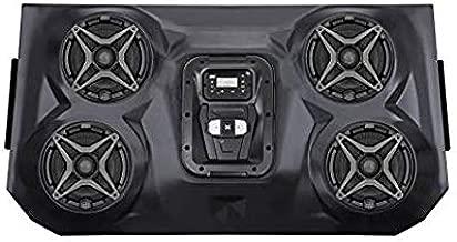 SSV Works WP3-RZF3O4A Weather Proof Razer 4 Overhead iPod 4 Speaker Sound bar with Bluetooth