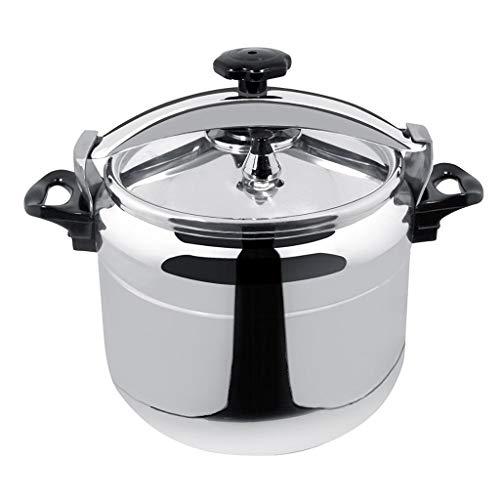 YWSZJ Chef de Aluminio, 16 Cuartos de galón, Olla a presión rápida.