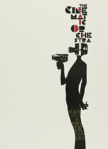 Man With a Movie Camera [DVD] [Import]