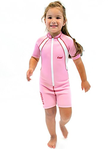 Cressi Kid Shorty Wetsuit 1.5 mm - Shorty Neoprenanzug für Kinder Ultra Stretch Neopren