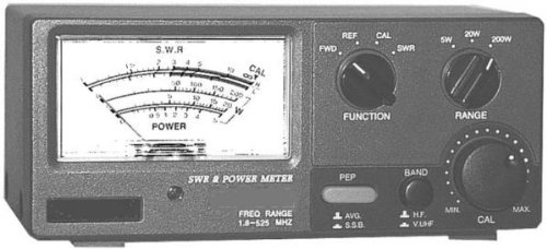 MFJ-872 SWR Meter, 1.8-200Mhz, 5/20/200W by R W Antenna Store. Compare B00AR0C9G6 related items.