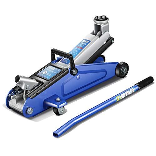 Sale!! Trolley Jack Hydraulic Low Profile Heavy Duty Hydraulic Lifting Floor Jack 2000kg Capacity fo...