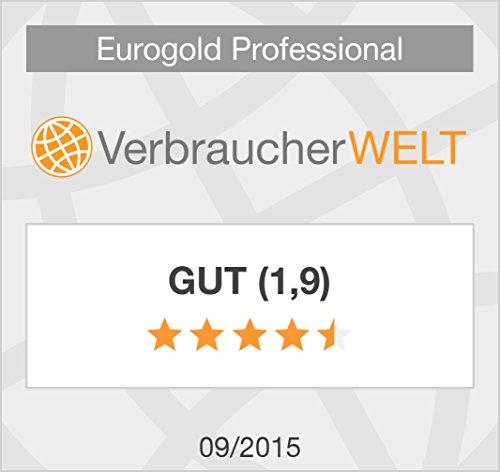 """XXL Eurogold Profi Bügeltisch """"Professional Harmony"""" 130 x 48 cm – mit absenkbarer Ablage für Dampfstationen – Qualität Made in Europe - 2"""