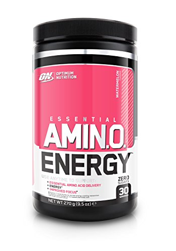 Optimum Nutrition, integratore alimentare Amino Energy, 270 g