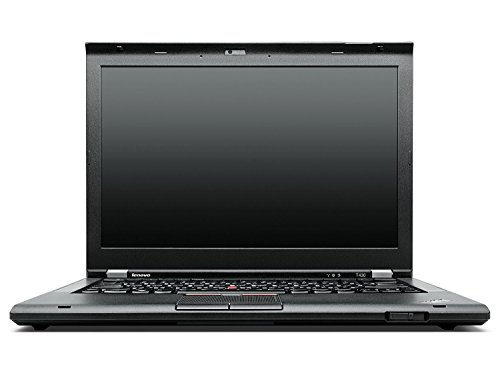 Lenovo Thinkpad T430 Premium Built Business Laptop Computer (Intel Dual Core i5 Up to 3.3 Ghz Processor, 8GB Memory, 320GB HDD, Webcam, DVD, Windows 10 Professional) (Certified Refurbished)