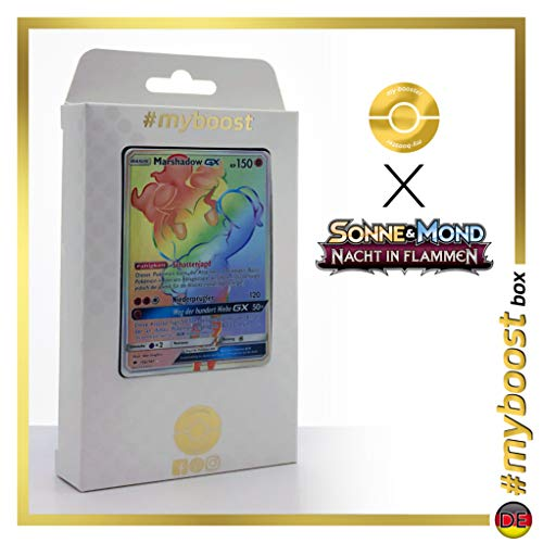 my-booster SM03-DE-156/147 Pokémon Cards image