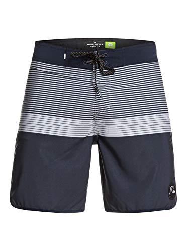 Quiksilver Highline Tijuana 18 Boardshort Homme, Navy Blazer, FR : M (Taille Fabricant : 33)