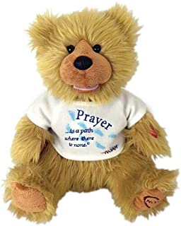 Noah Bear Talking Prayer Bear