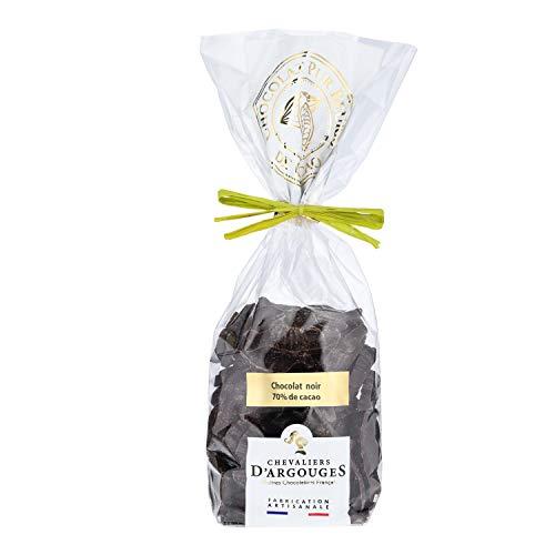 Chevaliers dArgouges - Sachet fritures chocolat noir 70% - Chocolat de Pâques - 130g