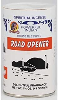 New Age Road Opener incense powder