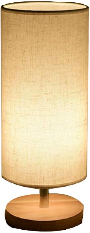 YXIAOL Kreative Schlafzimmer-Holztischlampe Kreative Nachtlicht-Nachttischgeschenktischlampe,Roundtablelamp B07L8KP35T    | Lebensecht  e94ba5