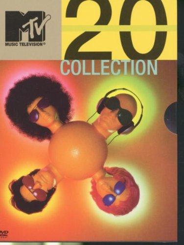 Various Artists - MTV 20 Box Set [4 DVDs]