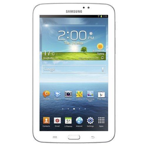 "Samsung Galaxy Tab 3 7.0 SM-T2110 - Tablet 7"" (WiFi+3G+Bluetooth 3.0, 8 GB, Dual Core, Android JB), Color Blanco"